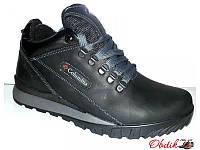 Ботинки Columbia кожаные качественные зимние C0016