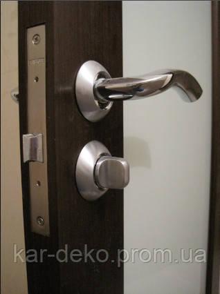 фото дверных ручек с поворотником kar-deko.com
