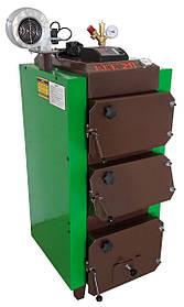 Котел твердотопливный длительного горения SteelArt SА-20 кВт