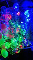 Гирлянда светодиодная лампочки (LED) 40 л