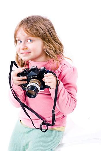 Конкурс юных фотомоделей