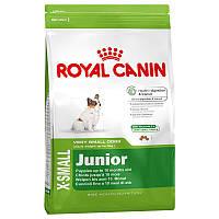 Сухой корм Royal Canin X-Small Junior для щенков мини пород 14 кг