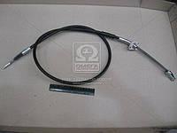 Трос ручного тормоза ГАЗ 31105 заднего правый(1556мм) (производитель ГАЗ) 31105-3508180