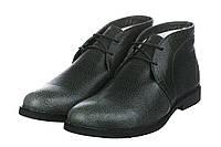 Туфли  CG Desert Boots Winter Leather Khaki Grey  мужские  мужские