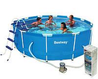 Bestway Бествей   56260 Каркасный бассейн SteelPro