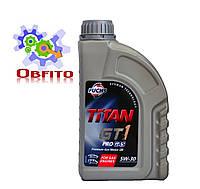 """Масло моторное синтетическое """"TITAN GT 1 PRO GAS 5W-30"""", 1л"""