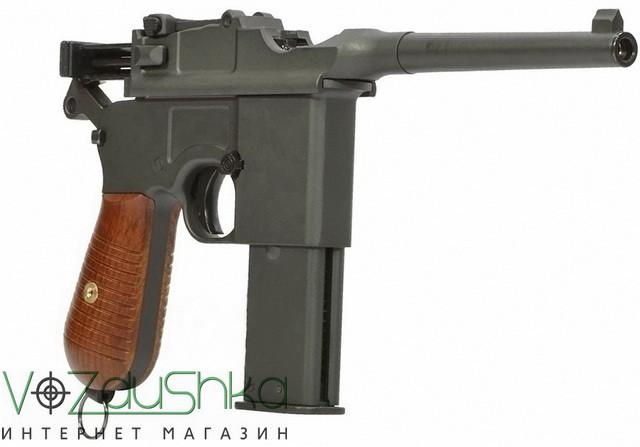 mauser пневматический SAS Mauser M712 kmb 18dhn