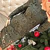 Коктейльное платье гипюр 1120, фото 4