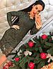 Коктейльное платье гипюр 1120, фото 6