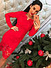 Коктейльное платье гипюр 1120, фото 8