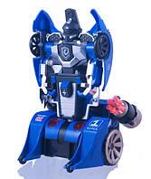 Трансформер на радиоуправлении  LX Toys 9065 Knight (синий)