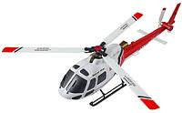 Вертолёт 3D микро 2.4GHz WL Toys V931 FBL бесколлекторный (красный)