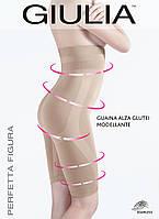 Моделирующие Шортики с Завышенной Талией Бесшовные GUANIA ALZA GLUTEI MODELLANTE GIULIA