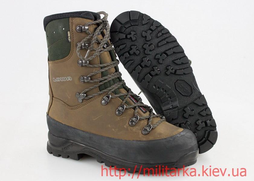 Ботинки Lowa Hunter GTX Extreme brown