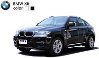 Машинка микро р/у 1:43 лиценз. BMW X6 (белый)