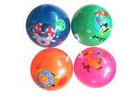 Мяч (арт. E288-13), 4 вида, 20x20x20см Jambo 100863713