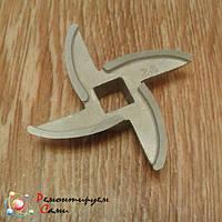 Нож 4788 для мясорубки Ariete 8x8мм, фото 1