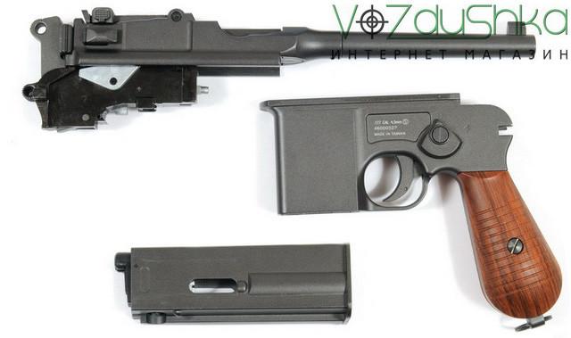 SAS Mauser M712 kmb 18dhn