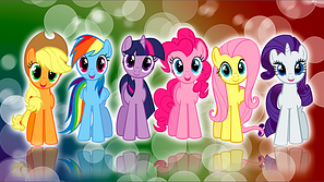 My little pony фигурки