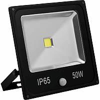 Прожектор світлодіодний Feron LL-863 50W  (+датчик)