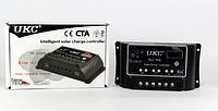 Solar controler 30A, контроллер заряда солнечных батарей, контроллер для солнечных установок