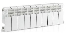 Радиатор алюминиевый UNO Compacto 200/100 (10 секций)