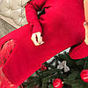 Платье-туника трикотаж с гипюром 405, фото 4