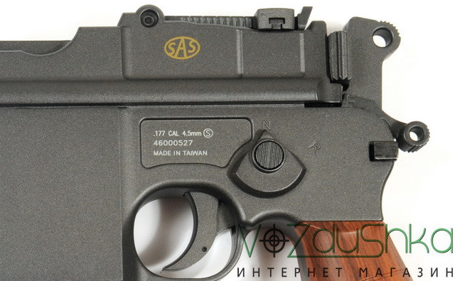 переключатель огня SAS Mauser M712 blowback
