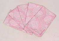 Наперник (розовый, 50*70)