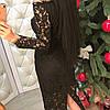 Гипюровое платье люкс 410, фото 6