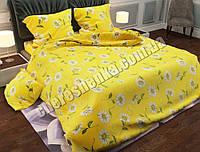 """Евро-макси набор постельного белья Бязь """"Gold"""" №010-P"""