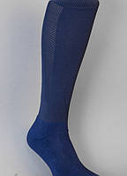 Гетры футбольные однотонные  ( плотные, усиленная пятка и носок) Цвет - темно-синий