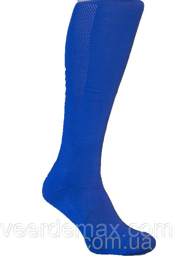 Гетры футбольные однотонные  ( плотные, усиленная пятка и носок) Цвет - светло синий