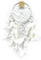Ловец снов белый 57см (30236)