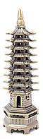 Пагода металл 18х5х5,5см (29778)