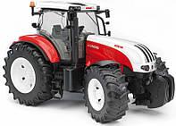 Трактор Bruder Steyr CVT 6230 (03090)