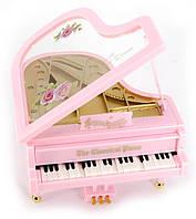 Рояль музыкальная игрушка 11,5х11х7см (29814)