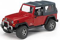 Джип Bruder Jeep Wrangler М1:16 (02520)