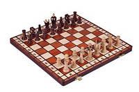 Деревянные шахматы «Рояль» 31 см, фото 1