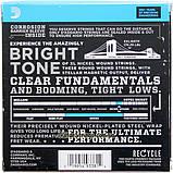 Струны D'Addario EXL165TP Regular Light Top/Medium Bottom 45-105 2 sets, фото 2
