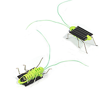 Игрушка на солнечных батареях - Супер кузнечик!!
