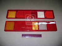 Стекло фонаря заднего ГАЗ 3302 (с белым широкиестеклом) (производитель Россия) 3302-3716000