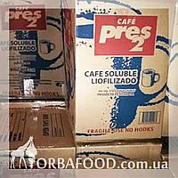 Кофе растворимый El Cafe Pres-2 Эквадор 0,5кг.