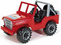 Машина джип Bruder М1:16 красный (02540)