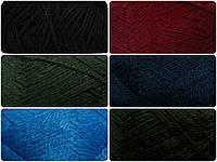 Пряжа полушерстяная для ручного вязания. Цены от 220 до 240 грн (подробнее внутри)