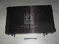 Радиатор водяного охлажденияГАЗЕЛЬ-БИЗНЕС (2-х рядный) двигатель 4216 (производитель ШААЗ) 33027-1301010