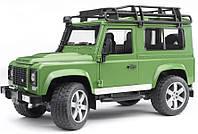 Автомодель Bruder Land Rover Defender М1:16 (02590)