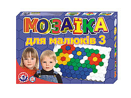 """Игрушка """"Мозаика для малышей 3 ТехноК"""" ТЕХНОК"""