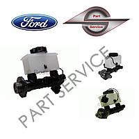 Главный тормозной цилиндр на Ford Fiesta Форд Фиеста