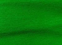 Бумага гофрированная светло-зеленая 1 Вересня 55% (50*200 см) 703071